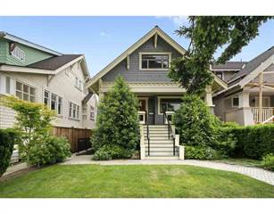 Single Family for sale in 3188 W 3RD AVENUE, Vancouver, British Columbia, V6K1N3