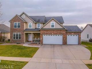 Single Family for sale in 3703 Gina, Bloomington, IL, 61704