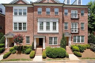 Townhouse for sale in 1276 Lullwater Park Circle, Atlanta, GA, 30306