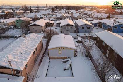 Lots And Land for sale in 1113 26TH AVENUE, Fairbanks, AK, 99701