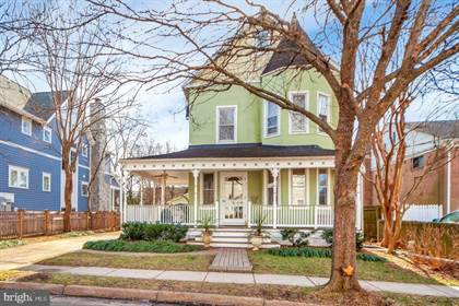 Residential Property for sale in 311 E HOWELL AVENUE, Alexandria, VA, 22301