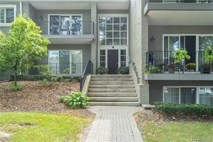 Residential for sale in 1113 N Old Woodward Avenue 34, Birmingham, MI, 48009