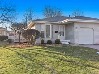 Condo for sale in 210 North Adams Street 1, El Paso, IL, 61738