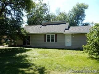 Single Family for sale in 203 Ogden Street, Oakford, IL, 62673
