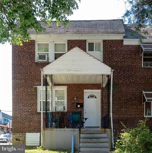 Residential Property for sale in 800 ALLENDALE STREET, Baltimore City, MD, 21229