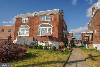 Residential for sale in 7318 BROUS AVENUE, Philadelphia, PA, 19152