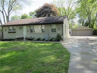 Single Family for sale in 20420 OSMUS Street, Livonia, MI, 48152