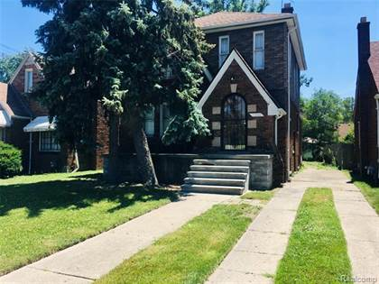 Residential Property for sale in 11310 COLLEGE Street, Detroit, MI, 48205