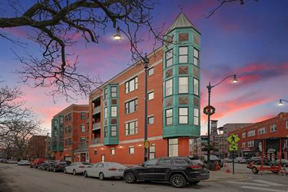 Residential Property for sale in 845 West Altgeld Street 3A, Chicago, IL, 60614