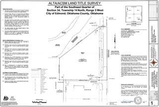 Land for sale in 1467 S Kelly Avenue , Edmond, OK, 73003