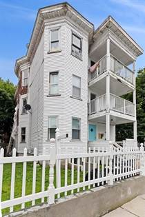 Multifamily for sale in 57 Woolson St, Boston, MA, 02126