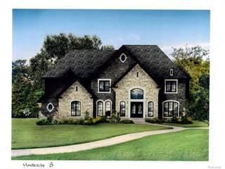 Single Family for sale in 50400 BOARDWALK Avenue, Novi, MI, 48167