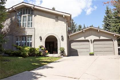 Single Family for sale in 68 EAGLE CREST PL SW, Calgary, Alberta, T2V2W1
