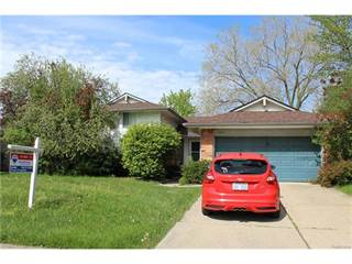 Single Family for sale in 39859 FORBES Drive, Sterling Heights, MI, 48310