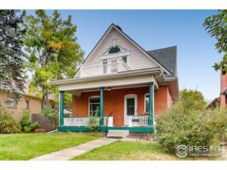 Single Family for sale in 1521 9th St, Boulder, CO, 80302