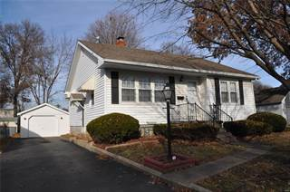 Single Family for sale in 126 Mounds Avenue, Collinsville, IL, 62234