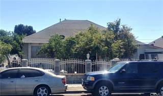 Single Family for sale in 816 W 47th Street, Los Angeles, CA, 90037