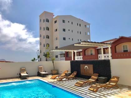 Condominium for sale in Your Ocean View condo in an Oceanfront Golf Course $260k, Ensenada, Baja California