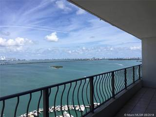Condo for sale in 555 NE 15th St 33G, Miami, FL, 33132