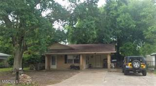 Single Family for sale in 2612 W David Dr, Gulfport, MS, 39503