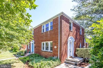 Residential for sale in 705 N OAKLAND STREET, Arlington, VA, 22203