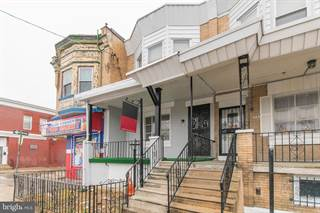 Townhouse for sale in 521 S 57TH STREET, Philadelphia, PA, 19143