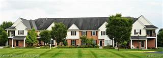 Condo for sale in 1044 SHIAWASSEE Circle S, Howell, MI, 48843