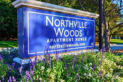 Apartment for rent in 18800 Innsbrook Drive, Northville, MI, 48168
