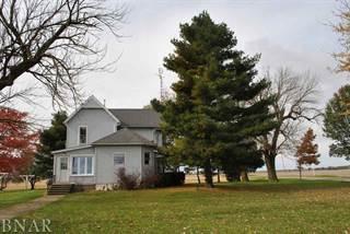 Single Family for sale in 39263 E 875 North Rd, Saybrook, IL, 61770