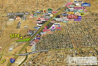 Land for rent in Mariposa Rd, Hesperia City, CA, 92345