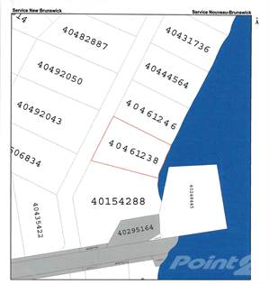 Lots And Land for sale in LOT 93-21 Tuckers Point Rd, Bay du Vin, Black River - Hardwicke, New Brunswick