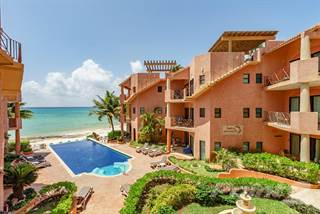 Condo for sale in 3 bedroom Beach condo in Luna Encantada, Playa del Carmen, Quintana Roo
