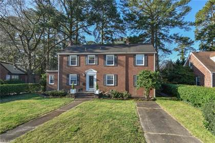 Residential Property for sale in 165 Ridgeley Road, Norfolk, VA, 23505
