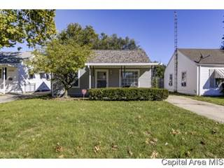 Single Family for sale in 2340 S SPRING ST, Springfield, IL, 62704