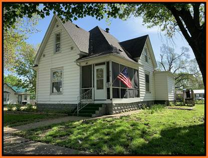 Residential for sale in 414 Gex Street, La Plata, MO, 63549