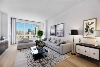 Condo for sale in 350 West 42nd Street 33C, Manhattan, NY, 10036