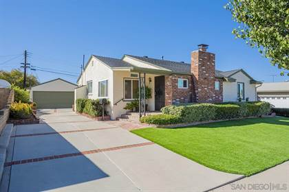 Residential for sale in 5665 Barclay Ave., San Diego, CA, 92120