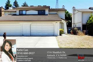 Multi-family Home for sale in 1316 Shaddick Dr, Antioch, CA, 94509