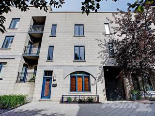 Townhouse for sale in 231A Rue De La Gauchetière E., Montreal, Quebec