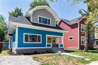 Single Family for sale in 912 North RURAL Street, Indianapolis, IN, 46201