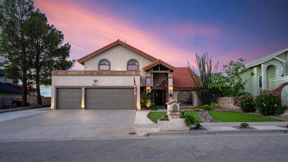 Residential Property for sale in 851 Dulce Tierra Drive, El Paso, TX, 79912