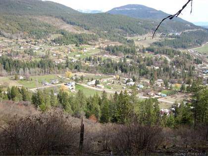 Vacant Land for sale in SL 111 BATHIE ROAD, Creston, British Columbia