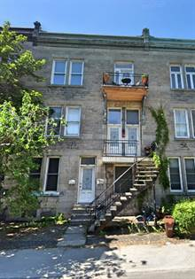 Multifamily for sale in 4054-4058 Rue St-Urbain, Montreal, Quebec