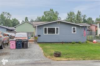 Single Family for sale in 3306 E 19th Court, Anchorage, AK, 99508