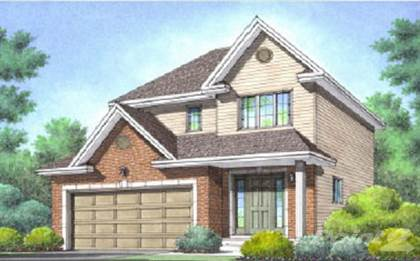 Residential Property for sale in Morris Village - Platon Double w/ Ensuite Model - SOLD OUT, Clarence-Rockland, Ontario, K4K 0G7
