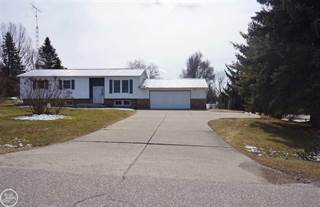 Single Family for sale in 1080 Highview, Lapeer, MI, 48446