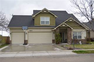 Single Family for sale in 4857 N Schubert, Meridian, ID, 83646