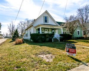 Residential for sale in 525 E 4th Street, Marysville, OH, 43040