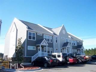 Townhouse for sale in 4988 Burkhalter Rd 104, Statesboro, GA, 30458