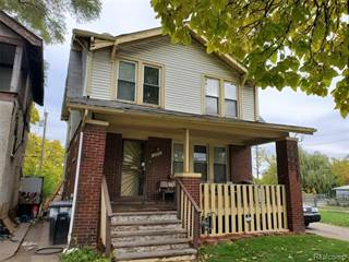 Single Family for rent in 2908 PINGREE Street, Detroit, MI, 48206